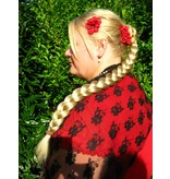 Braid/ Plait S size, crimped hair