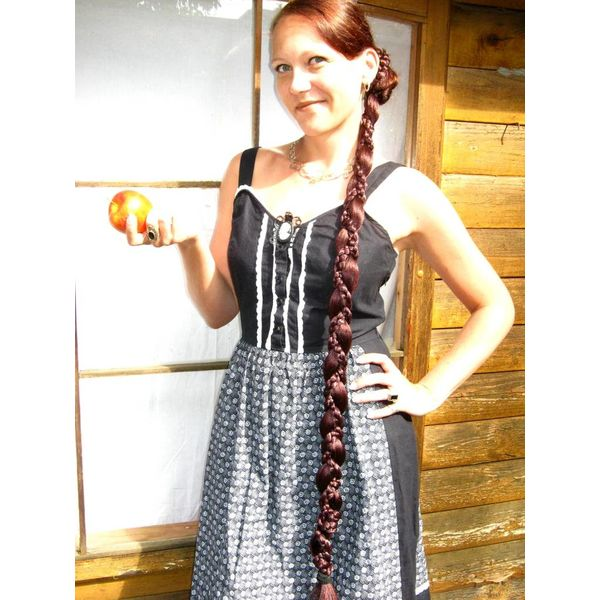 Snow White Braid Extra