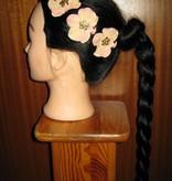Bollywood Orchid Hair Flowers
