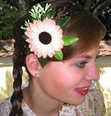 Boho Fairy Hair Flower 2 x
