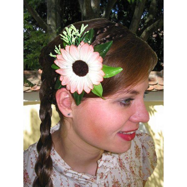 Boho Fee Haarblüte 2 x