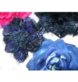 Goth Paradise Hair Flower Set