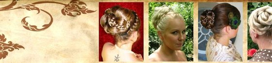 Chignons, Buns & (Braided) Updos