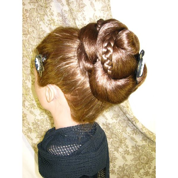 Fantasy Twist Chignon & Braid