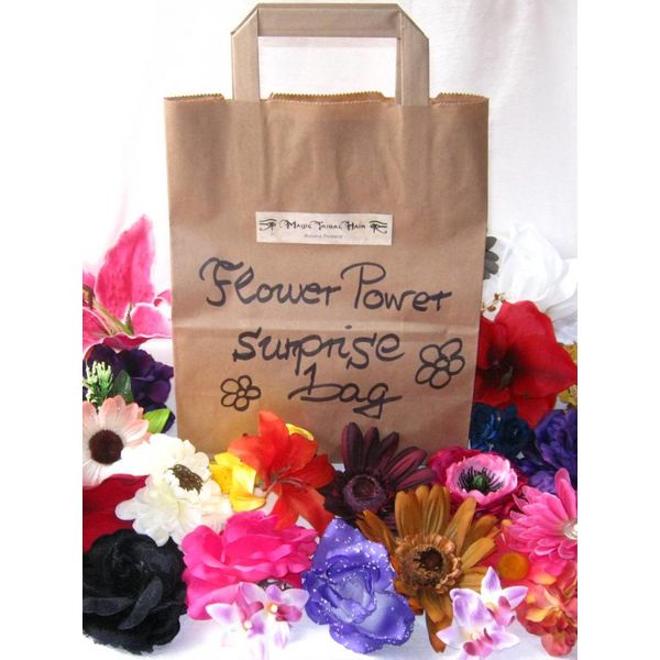 5 € OFF! Flower Power Surprise Bag