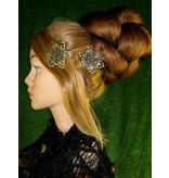 Steampunk Fairy Hair Flowers