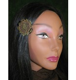 Steampunk Mermaid Hair Flower Set