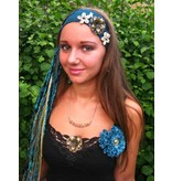Neo-Viktorianische Paradies Haarblüte