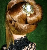 Ophelia Steampunk Hair Flower
