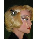 Prinzess Cameo Hair Flower