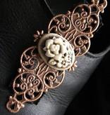 Steampunk Cameo Ornament