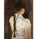 Snow White Hair Bun
