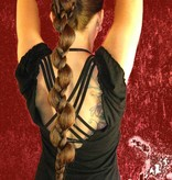 Braided Elf Chignon/ Hair Bun