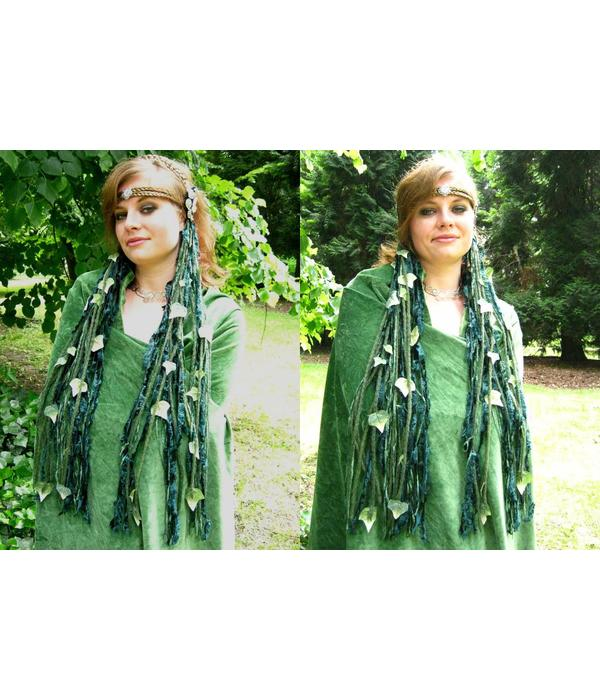 Leaves Decoration for Hip & Hair Tassels