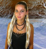 Fine Blonde Dread Fall
