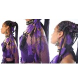 Ostrich Feather Extensions