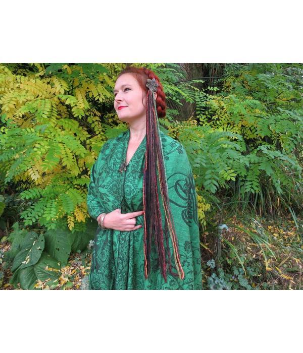 Dark Gipsy Spirit Dreads Hip & Hair Tassel