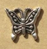 Schmetterlinge für Zopfhaarband