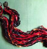 Gürtel- & Haarclip Feuerdrache