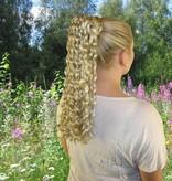 Biedermeier Korkenzieherlocken Haarteil M