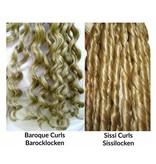 Hair falls, Regency & Victorian curls, size M