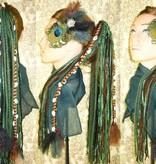 Kauri & Federzöpfe für Dreadlocks