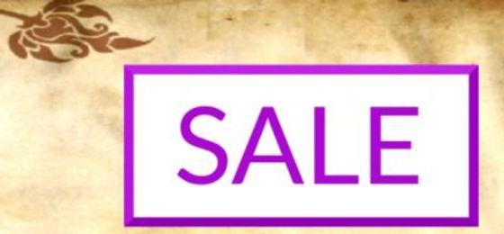 % Sale