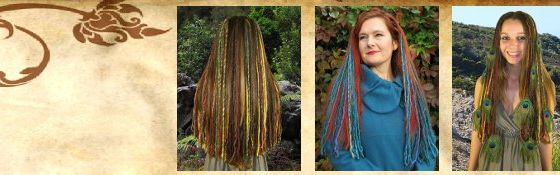 Clip-In Dreadlocks
