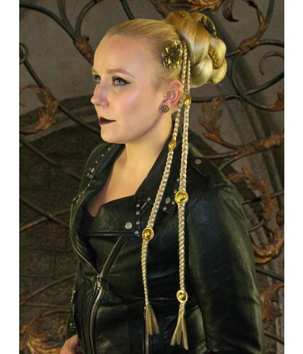 Steampunk Belly Dance Hair Piece