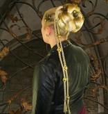 Steampunk & Gothic Belly Dance Hair Piece