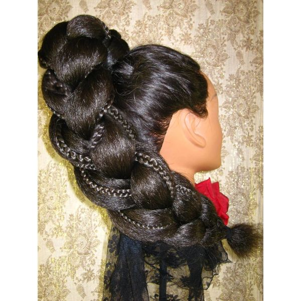 Supersize Fantasy Princess Braid