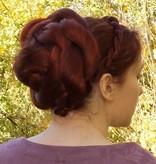Twist Braid/ Plait L extra size, crimped hair