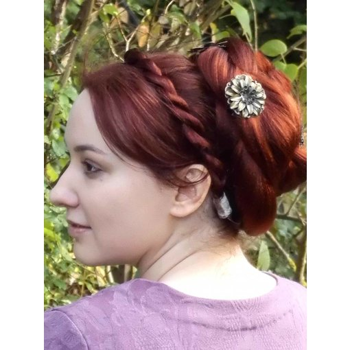 Haarband Twist Zopf, medium
