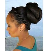 Afro Twist Haarband, dicker Zopf