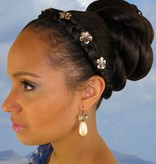 Afro Twist Braid M extra size, crimped hair