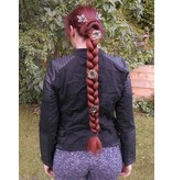 Twist Braid/ Plait M size, crimped hair