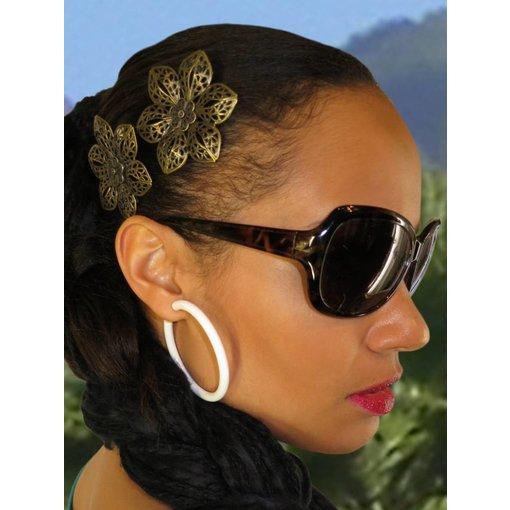 Gypsy Hair Flower
