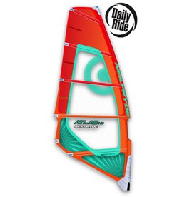 Neil Pryde 2016 Neil Pryde ATLAS HD  Powerwave  Windsurf Segel/Sail