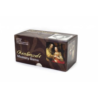 Rembrandt Memory game