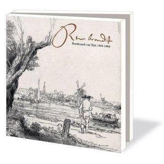 Ansichtenmapje Rembrandt
