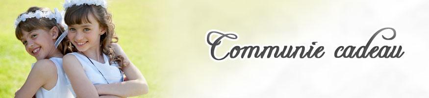 Communie cadeau voor eerste communie