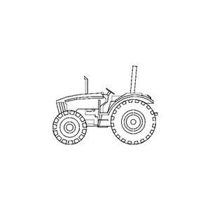 Bibliothèque de véhicule: agricole