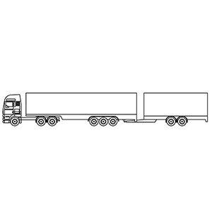 Éco Combi - Méga-camion