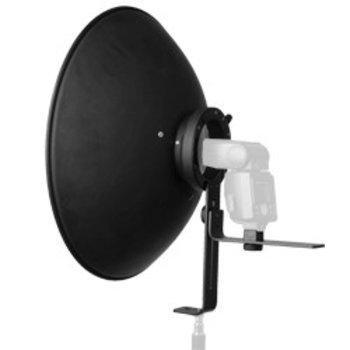 walimex Beauty Dish 41cm for Compact Flashes