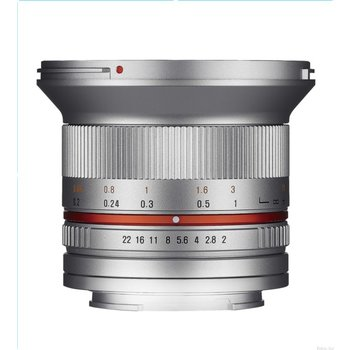 Samyang Samyang 12mm F2.0 NCS CS Silver for various brands