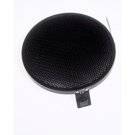 "Lencarta 20 Degree Honeycomb for 7"" Standard Reflector"