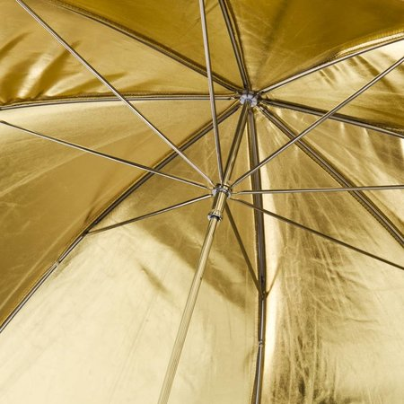 Lencarta Studio Paraplu Goud 100cm