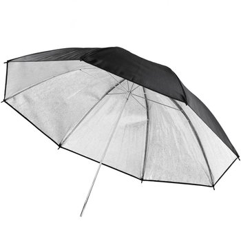 Lencarta Lencarta Studio Paraplu Zilver 100cm