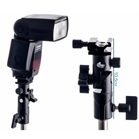Lencarta Flashgun Light Stand Adapter