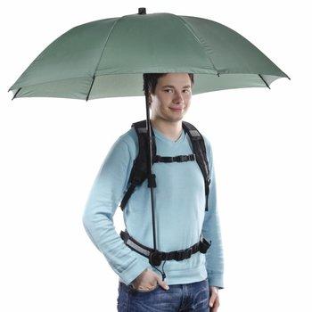 walimex pro Swing handsfree Paraplu olijfgroen w. Carrier-systeem